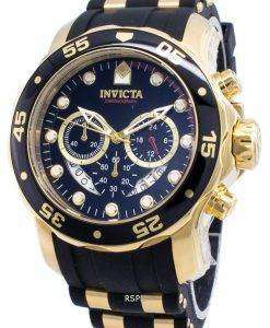 Invicta Pro Diver Chronograph Quartz 100M 6981 Men's Watch