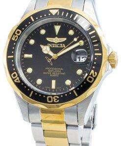 Invicta Pro Diver Professional Quartz 200M 8934 Men's Watch