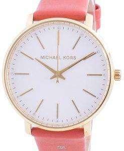 Michael Kors Pyper White Dial Diamond Accents Quartz MK2892 Women's Watch