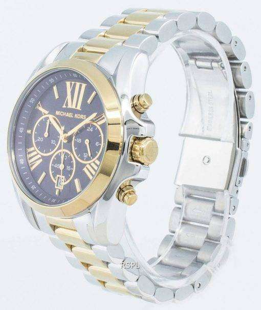 Michael Kors Bradshaw Chronograph Two-Tone MK5976 Women's Watch