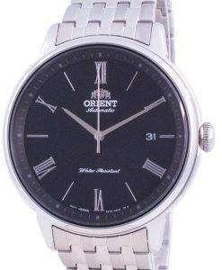 Orient Contemporary Black Dial Automatic RA-AC0J02B10B Men's Watch