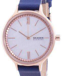 Skagen Anita White Mother Of Pearl Dial Quartz SKW2864 Womens Watch