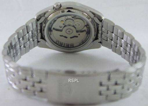 Seiko 5 Automatic 21 Jewels SNK393 SNK393K1 SNK393K Men's Watch