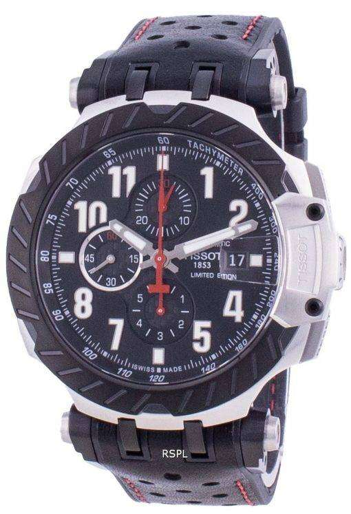 Tissot T-Race Motogp 2020 Limited Edition Automatic T115.427.27.057.00 T1154272705700 100M Men's Watch