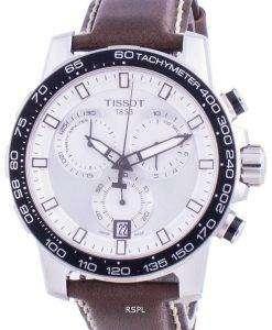 Tissot Suppersport Tachymeter Quartz T125.617.16.031.00 T1256171603100 100M Men's Watch