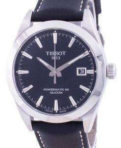 Tissot Gentleman Powermatic 80 Silicium Automatic T127.407.16.051.00 T1274071605100 100M Men's Watch