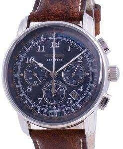 Zeppelin LZ126 Los Angeles Chronograph Automatic 7624-3 76243 Men's Watch