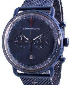 Emporio Armani Aviator Tachymeter Quartz AR11289 Men's Watch