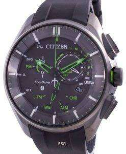 Citizen Super Titanium Bluetooth Eco-Drive BZ1045-05E 100M Men's Watch