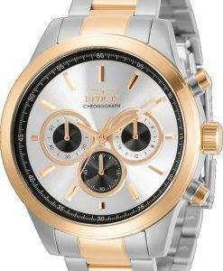 Invicta Speciality Chronograph Silver Dial Quartz 30983 100M Men's Watch