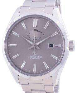 Orient Star Basic Date Japan Made Silver Dial Automatic RE-AU0404N00B Men's Watch