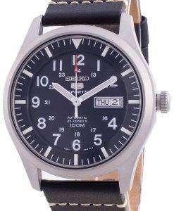 Seiko 5 Sports Blue Dial Automatic SNZG11K1-var-LS20 100M Men's Watch