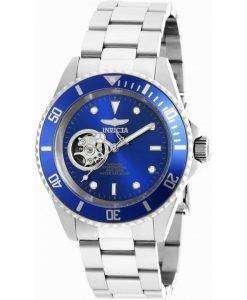 Invicta Pro Diver Professional Open Heart Dial Automatic 20434 200M Mens Watch
