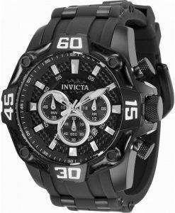 Invicta Pro Diver Chronograph Quartz 33841 100M Mens Watch