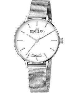 Morellato Ninfa White Dial Quartz R0153141544 Womens Watch