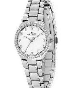 Morellato Stile Diamond Accents Quartz R0153157503 Womens Watch