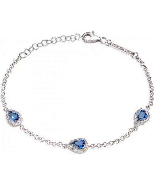 Morellato Tesori Zircons Stone SAIW11 Womens Bracelet