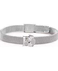 Morellato Sensazioni Stainless Steel Crystals SAJT31 Womens Bracelet