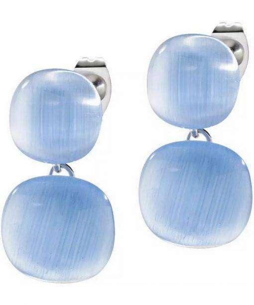 Morellato Gemma Cat Eye Crystal SAKK08 Womens Earrings