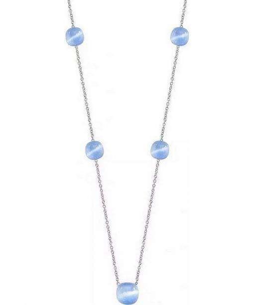 Morellato Gemma Cat Eye Crystal SAKK09 Womens Necklace