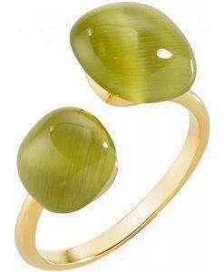 Morellato Gemma Cat Eye Stone SAKK32012 Womens Ring