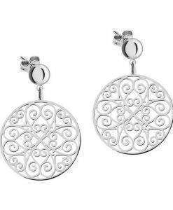 Morellato Arie Stainless Steel Round Shaped Pendant SALT03 Womens Earring