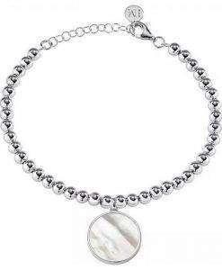 Morellato Perfetta Round Shaped Pendant SALX05 Womens Bracelet
