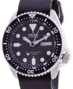 Seiko Automatic Divers SKX007J1-var-LS19 200M Japan Made Mens Watch