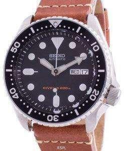 Seiko Discover More Automatic Divers SKX007K1-var-LS21 200M Mens Watch
