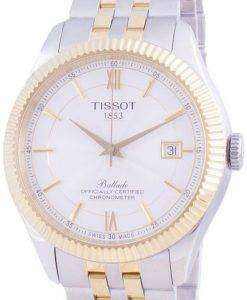 Tissot Ballade Powermatic 80 Silicium Automatic T108.408.22.278.01 T1084082227801 Mens Watch
