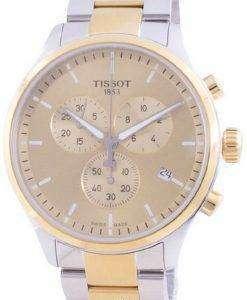 Tissot T-Sport Chrono XL Classic Quartz T116.617.22.021.00 T1166172202100 100M Mens Watch