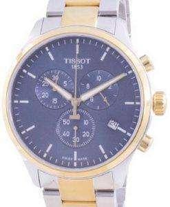 Tissot T-Sport Chrono XL Classic Quartz T116.617.22.041.00 T1166172204100 100M Mens Watch