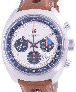 Tissot Heritage 1973 Chronograph Automatic T124.427.16.031.01 T1244271603101 100M Mens Watch