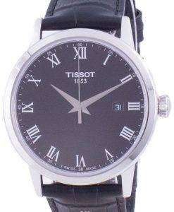 Tissot Classic Dream Quartz T129.410.16.053.00 T1294101605300 Mens Watch