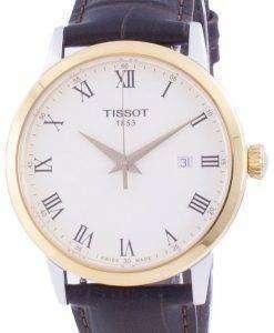 Tissot Classic Dream Quartz T129.410.26.263.00 T1294102626300 Mens Watch