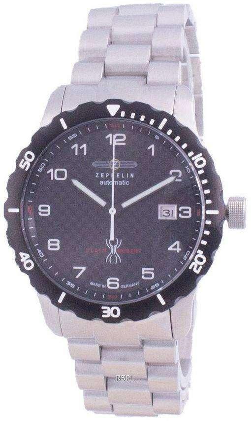Zeppelin Alain Robert Limited Edition Automatic 7266-2 SET 72662 SET 200M Mens Watch