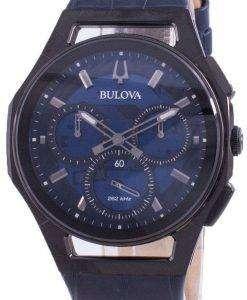 Bulova Curv Chronograph Quartz 98A232 Mens Watch