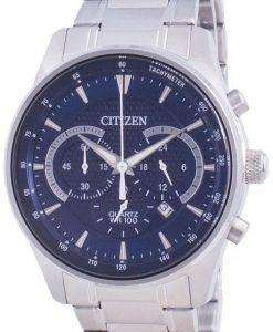 Citizen Quartz Chronograph AN8190-51L 100M Mens Watch