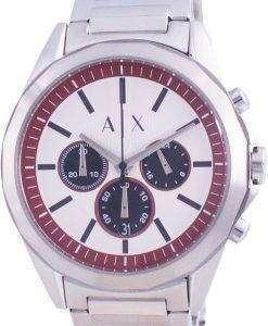 Armani Exchange Chronograph Quartz AX2646 100M Mens Watch