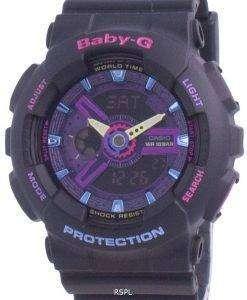 Casio Baby-G Special Color BA-110TM-1A BA110TM-1A 100M Womens Watch