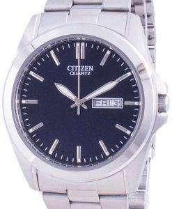 Citizen Blue Dial Stainless Steel Quartz BF0580-57L Mens Watch