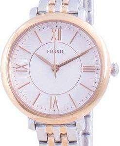 Fossil Jacqueline Mini Silver Dial Quartz ES4612 Womens Watch
