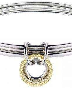 Morellato Essenza Rhodium Plated SAGX10 Womens Bracelet