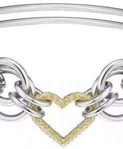 Morellato Essenza Rhodium Plated SAGX12 Womens Bracelet