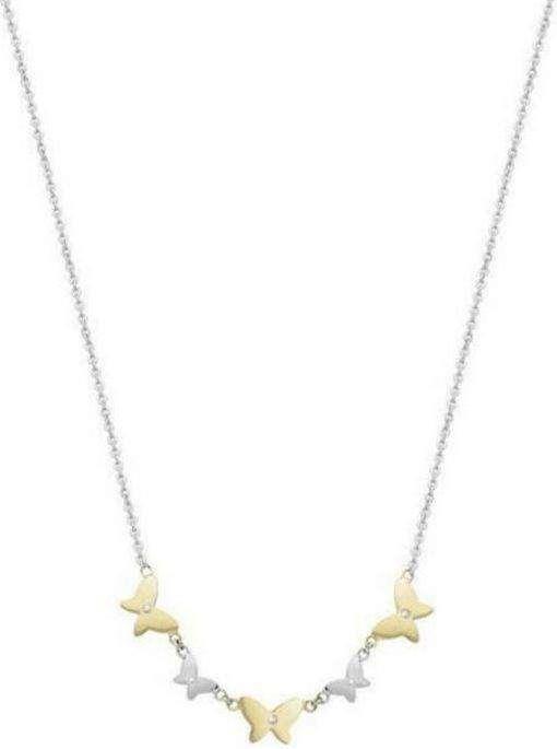 Morellato Insieme Stainless Steel SAHM02 Womens Necklace