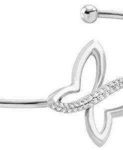 Morellato Battito Rhodium Plated SAHO11 Womens Bracelet