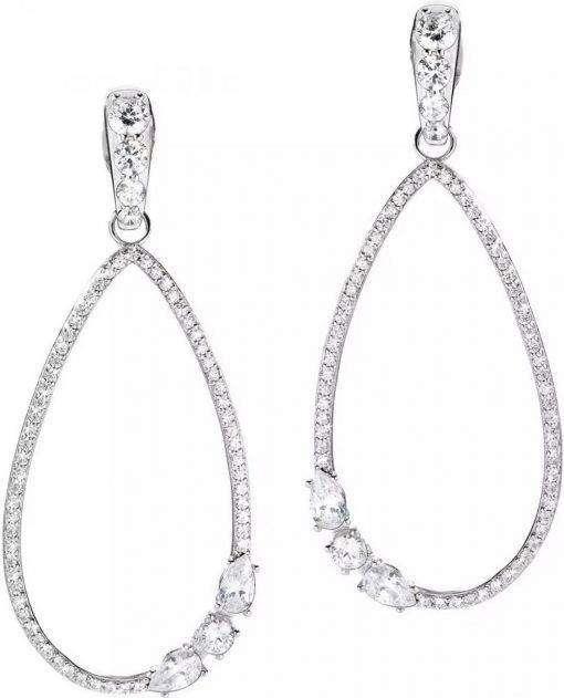 Morellato Tesori Sterling Silver SAIW03 Womens Earring