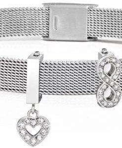 Morellato Sensazioni Stainless Steel Mesh SAJT28 Womens Bracelet