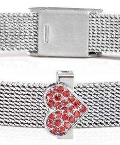 Morellato Sensazioni Stainless Steel Mesh SAJT33 Womens Bracelet