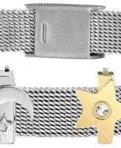 Morellato Sensazioni Stainless Steel Mesh SAJT76 Womens Bracelet